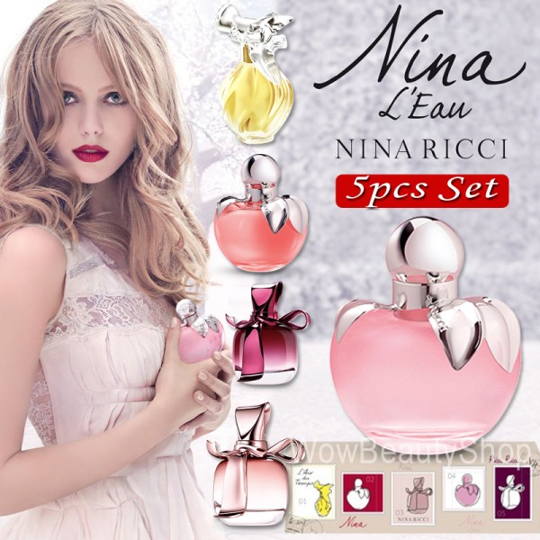 Ninna Ricci Luxurious Perfume