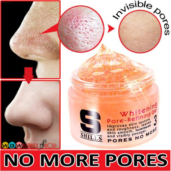 SHILLS Pores No More Whitening  Pore-Refining Gel, 50ml