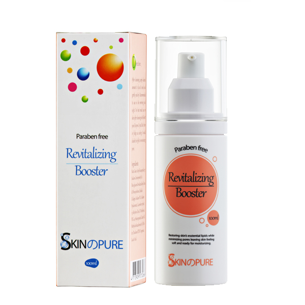 SKINのPURE Revitalizing Booster 100ml