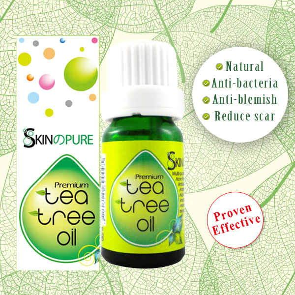 SKINのPURE Tea Tree Oil