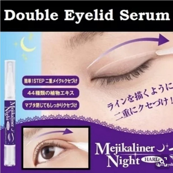 Mejikaliner Instant And Natural Double Eyelid Serum Made in Japan